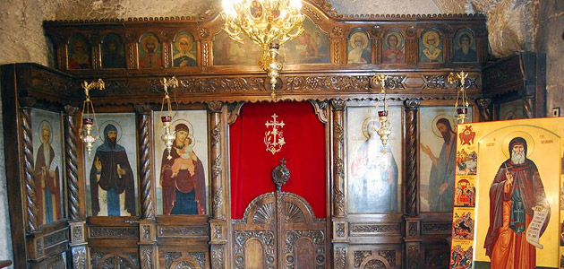 """Скалният манастир """"Св. Димитър Бесарбовски"""""""